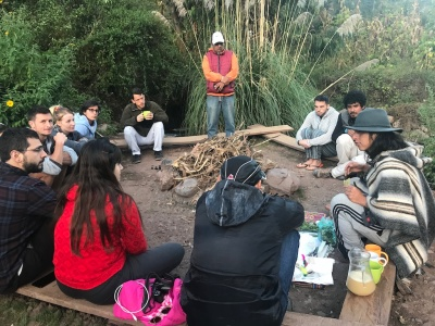 Ayahuasca retreats Cusco